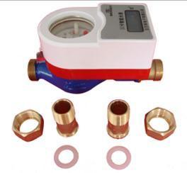 厂家直销智能热水表 预付费节约水热水表 加工定制感应式热水表
