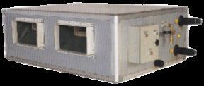 薄型吊顶式空调机组GCD