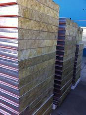 岩棉玻璃丝棉复合板LYR-40-960