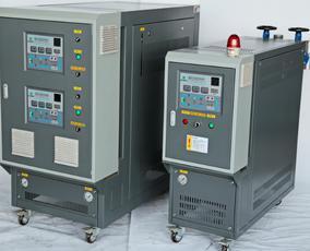 压铸水模温机,压铸热水模温机特点: