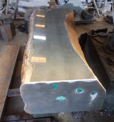 石头长凳/砂岩长凳 GCF476