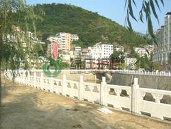 栏杆,护栏,仿汉白玉,城市绿化,市政工程,景观材料