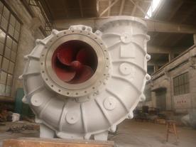 TL(R)浆液循环泵,脱硫泵