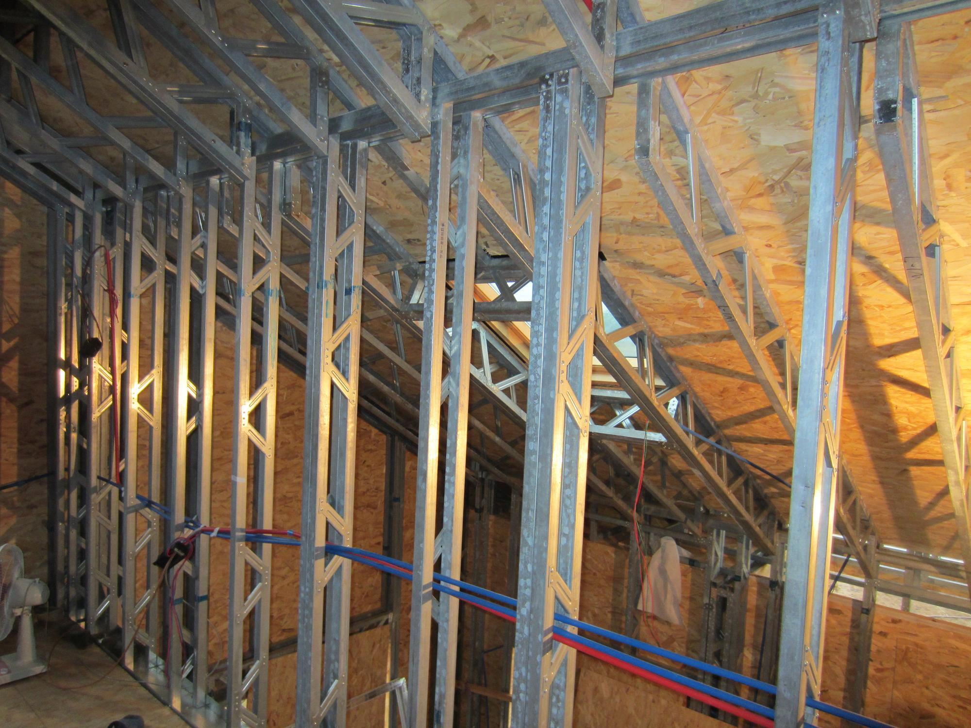 无比钢结构 轻钢龙骨 集成房屋 抗震房屋 定制安装 薄壁轻钢结构