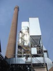 新建40米烟囱