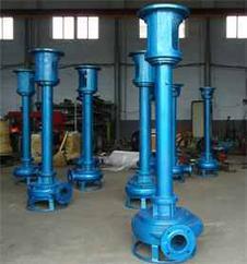 耐磨立式清淤泵