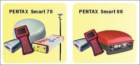 PENTAX SMART 8878 GPS