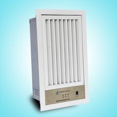 静电除尘装置新风风口式净化装置