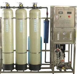 食品饮料行业用RO反渗透纯水设备