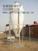 玻璃钢饲料塔,分体式玻璃钢饲料塔