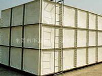 组合式玻璃纤维水箱.玻璃钢拼装水箱