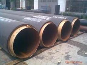 聚氨酯(有氧发泡)保温钢管直销