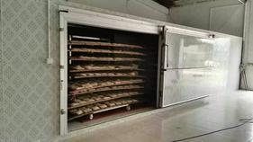 亿科农产品烘干机 莴笋烘干机
