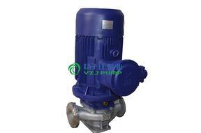 GRG型不锈钢防爆耐高温管道离心泵