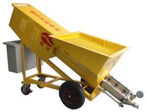 螺杆灌浆泵HS-B2型灌浆设备(排量2m3/h,4MPa压力)