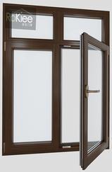 铝木复合木铝门窗定制厂家直销
