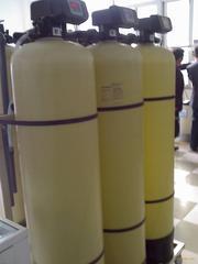 (哈尔滨水处理)锅炉软化水设备