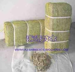 竹叶(竹の叶)、竹粉