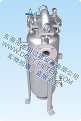 快开式接头牙口过滤器广东固定支架过滤器 可免费赠送过滤袋