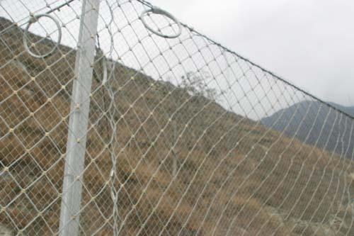 sns边坡防护网(被动型)