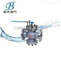 BJFT40H-80-16C回转式手动调节阀