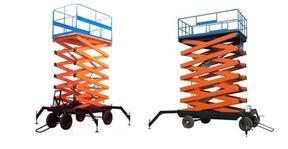 移动SJY6米8米10米12米14米升降平台
