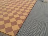 名牌塑木型材地板