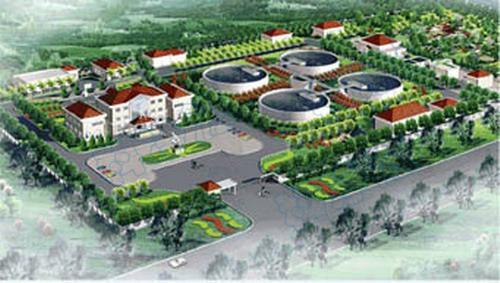 速分生物处理系统应用于市政污水处理厂