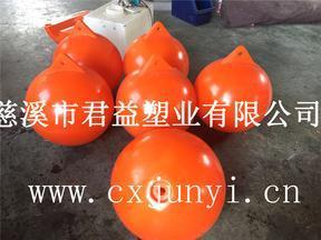 浮球,直径500mm单耳塑料浮球