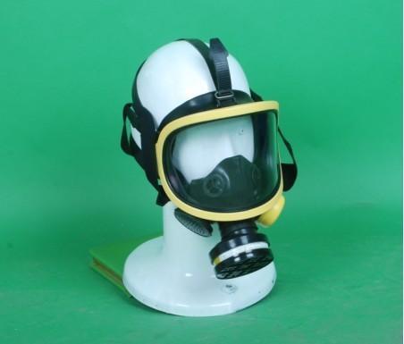 正压式空气呼吸器面罩 防烟防毒 过滤式自救面具 消防逃生专用