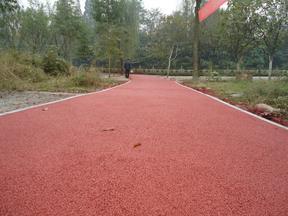 YZ09型红色透水混凝土胶凝料