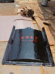 铸铁镶铜闸门厂家定制