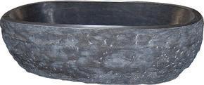 黑色大理石浴缸MVS019
