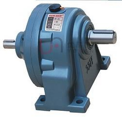 GHD22-400-20万鑫卧式双轴型齿轮减速电机