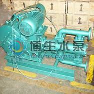 上海博生水泵牌WB系列电动往复泵