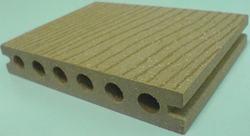 空心塑木地板