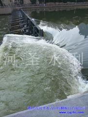 液压钢结构翻板闸门