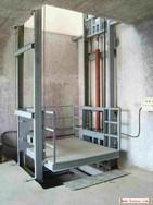 供应陕西导轨式升降机、导轨式液压电梯。