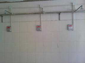 海淀公寓淋浴刷卡器