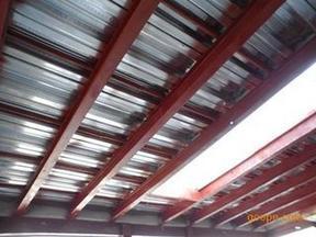 太原钢结构隔层施工案例钢结构楼梯图例
