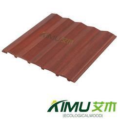 艾木生态木绿可木塑木150大三角板