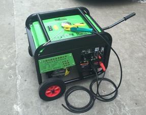 220A汽油发电电焊机 闪威发电电焊一体机