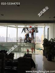 玻璃固定改开启、幕墙玻璃更换