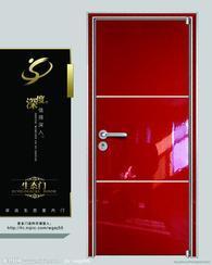 镜面中国红不锈刚板