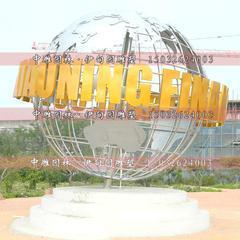 大型地球仪雕塑制作学校不锈钢雕塑不锈钢雕塑制作厂家