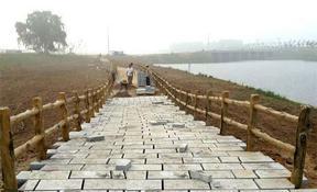 水泥仿木栏杆,水泥仿木护栏,水泥仿真树,水泥仿木栏杆价格