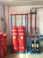 汇科消防丨七氟丙烷设备及管道施工3大要点