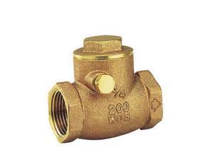 潍坊东利塑品有限公司生产的新型ppr止回阀主体为ppr,取代传统的铜质图片