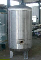 储水罐~济南张夏供水换热设备