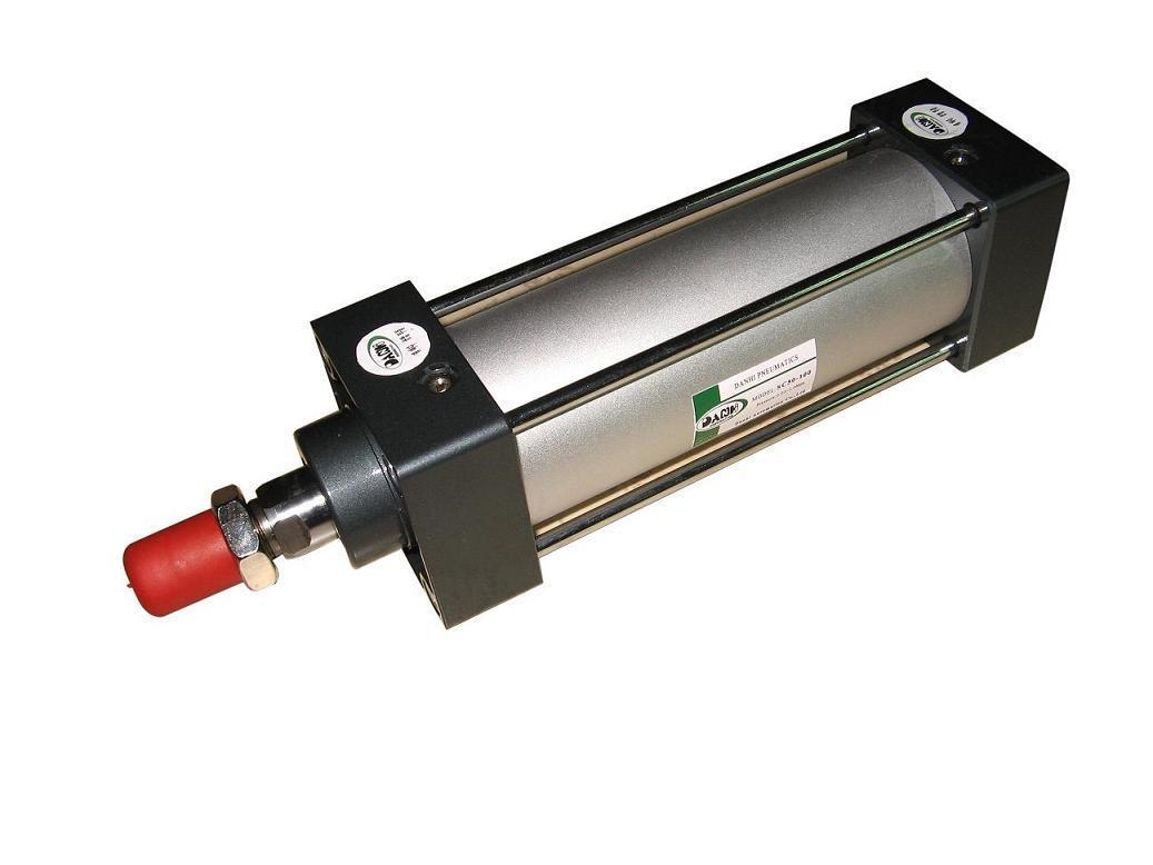 它可触发安装在气缸上的磁性开关来感测气缸的运动位置(客户需向本图片